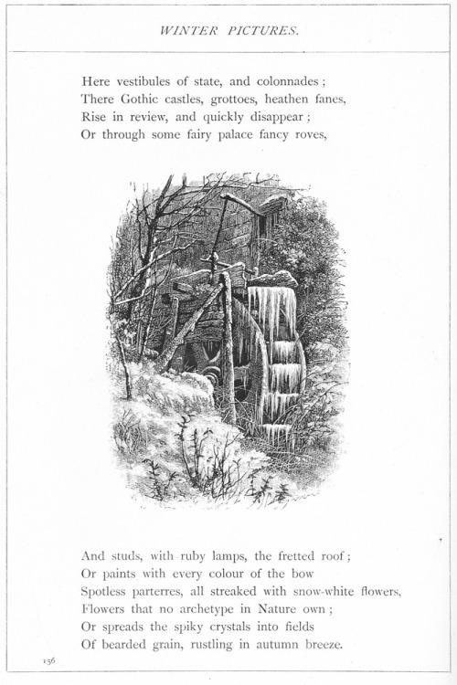 Winterwaterwheel