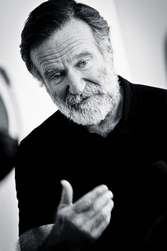Untitled– Robin Williams (July 21, 1951 -August 11, 2014)R.I.P.